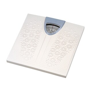 Sunny Health Fitness Analog Bathroom Scale