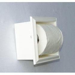 In The Wall Plastic Recessed Toilet Paper Holder Free