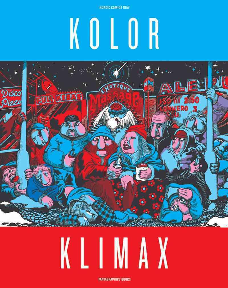 Kolor Klimax (Paperback)