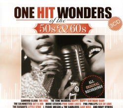 U.S. ONE-HIT WONDERS OF THE 50'S & 60'S - U.S. ONE-HIT WONDERS OF THE 50'S & 60'S