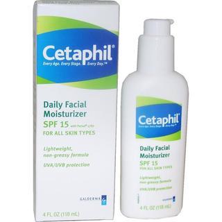 Cetaphil Daily Facial Moisturizer 4-ounce