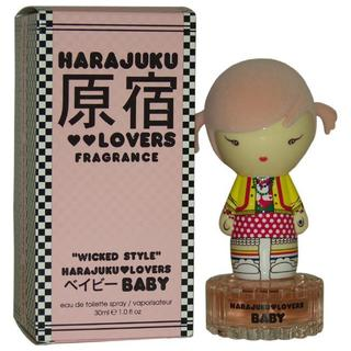 Harajuku Lovers Wicked Style Baby by Gwen Stefani for Women 1-ounce Spray