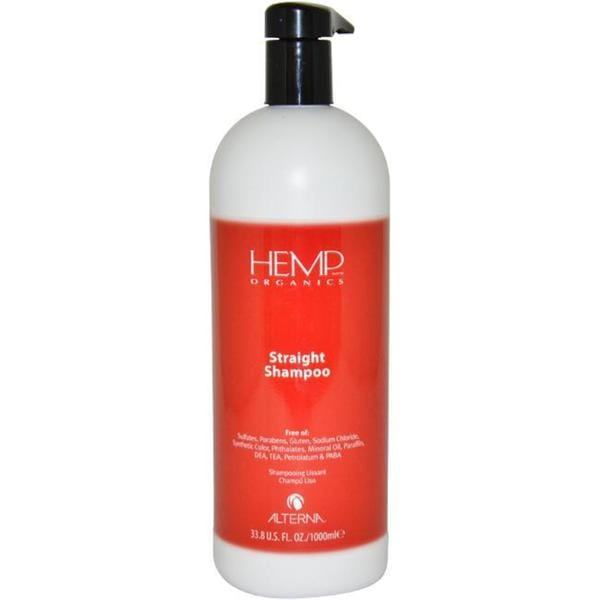 Straight Shampoo by Sexy Hair 33.8-ounce Shampoo