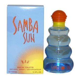 Perfumers Workshop Samba Sun Men's 3.3-ounce Eau de Toilette Spray