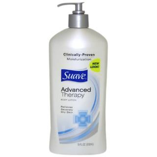 Suave Advanced Therapy Body Lotion 18-ounce