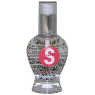 TIGI S-Factor Dream Drops Shine On! 2.53-ounce Serum