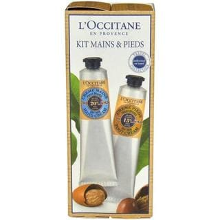 LOccitane 2-piece Women's Hand and Foot Cream Gift Set