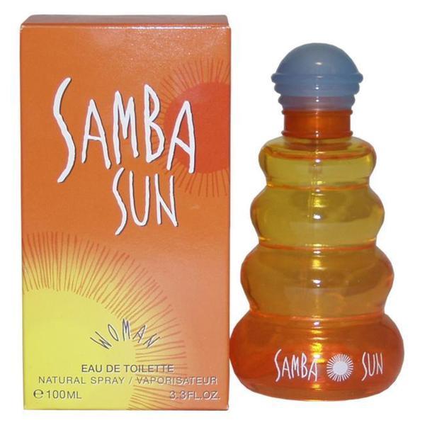 Perfumers Workshop Samba Sun Women's 3.3-ounce Eau de Toilette Spray
