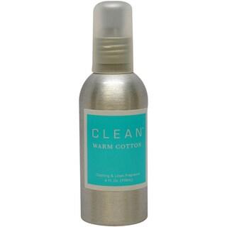 Clean Warm Cotton Women's 4-ounce Body Spray