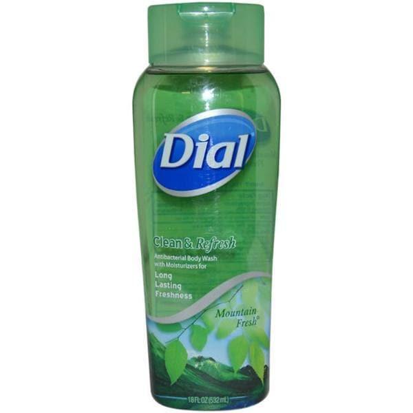 Dial Clean & Refresh Antibacterial Mountain Fresh 18-ounce Body Wash