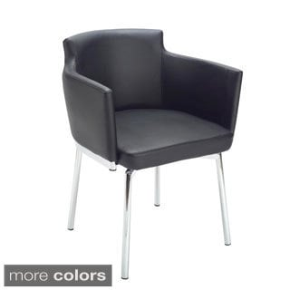 Sunpan 'Ikon' Garcia Metal Black Swivel Chair