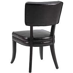 Sunpan Amelia Solid Wood Brown Dining Chair (Set of 2) - Thumbnail 1