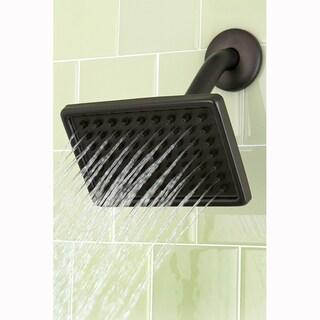 Oil Rubbed Bronze Rectangle Showerhead