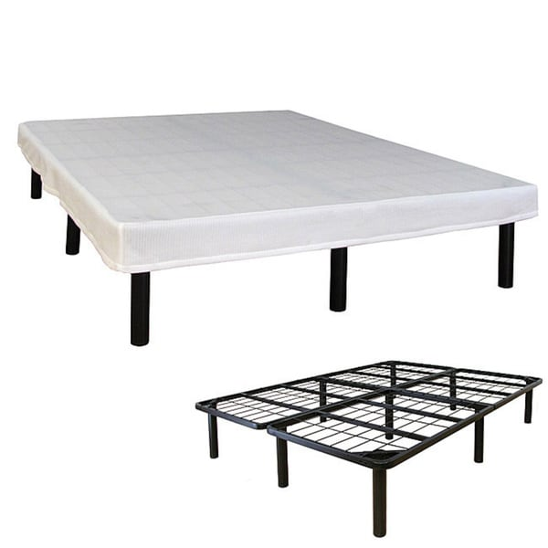 SwissLux Euro Flex California King-size Foundation and Frame In One Mattress Support System