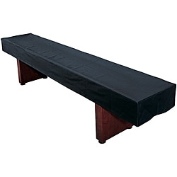 Hathaway Black Cover for 9-ft Shuffleboard Table