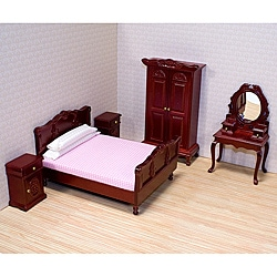 Melissa & Doug Bedroom Furniture Play Set