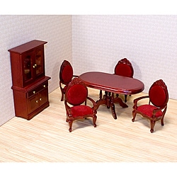 Melissa & Doug Dining Furniture Play Set - Thumbnail 0