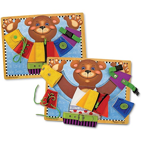 Melissa & Doug Basic Skills Board Set