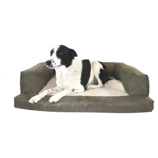 Hidden Valley Baxter Orthopedic Dog Bed and Couch (Small to Extra Extra-Large) (More options available)