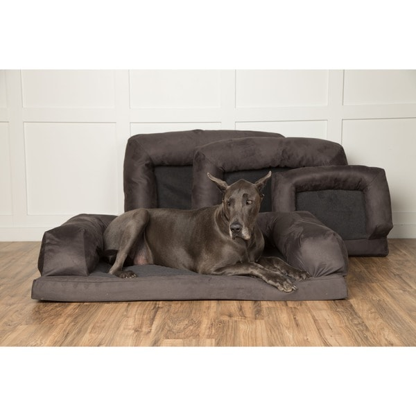 Hidden Valley Baxter Orthopedic Dog Bed And Couch Small
