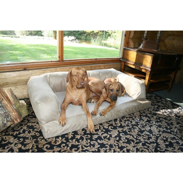 Hidden Valley Extra-large Baxter Orthopedic Dog Couch and Bed