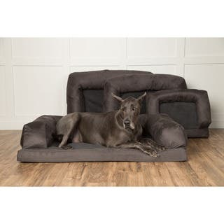 Hidden Valley Baxter Orthopedic Dog Bed and Couch (Small to Extra Extra-Large)|https://ak1.ostkcdn.com/images/products/6217879/P13862928.jpg?impolicy=medium