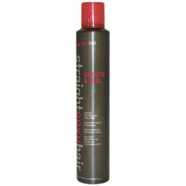 Straight Sexy Hair Smooth & Seal 8.1-ounce Hair Spray