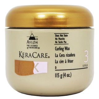 KeraCare by Avlon 4-ounce Curling Wax