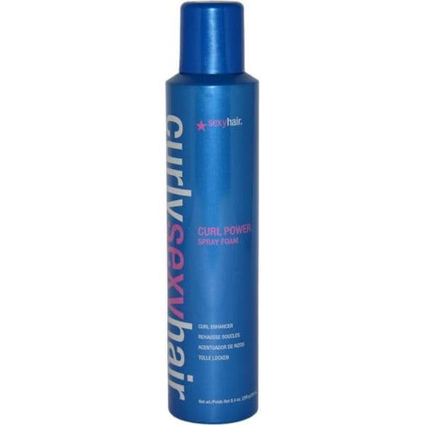 Curly Sexy Curl Power by Sexy Hair 8.4-ounce Spray Foam