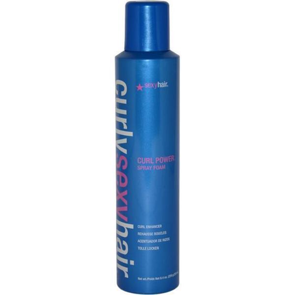 Curly Sexy Curl Power 8.4-ounce Spray Foam