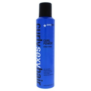 Curly Sexy Curl Power 8.4-ounce Spray Foam