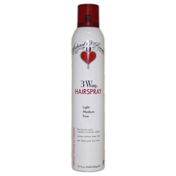 Michael O'Rourke 3-way 10.1-ounce Hair Spray
