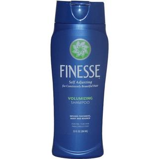Finesse Self-adjusting 13-ounce Volumizing Shampoo