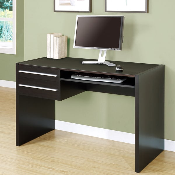 "CAPPUCCINO HOLLOW-CORE 48""L COMPUTER DESK"