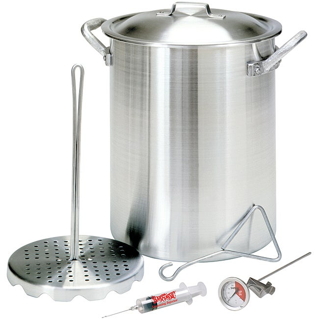 Bayou Classic 26-qt Outdoor Turkey Fryer Kit