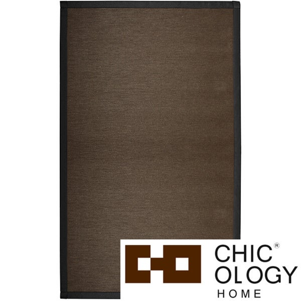 Chicology Floor Mat, Closeout - Natural Woven - 2' x 3'