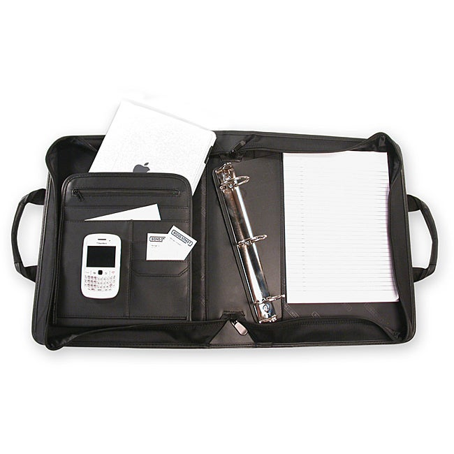 Tablet/ iPad Case with Removable 1.5 inch D-ring Binder