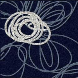Admire Home Living Brilliance Flower Area Rug (3'3 x 4'11)