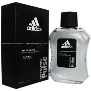 Adidas Dynamic Pulse Men's 3.4-ounce Eau de Toilette Spray