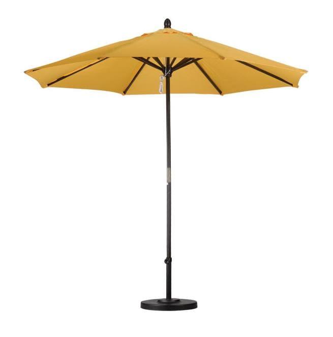 Yellow Umbrella Stand: Shop Lauren & Company Premium 9-foot Yellow Patio Umbrella