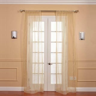 Gold Window Treatments For Less Overstock