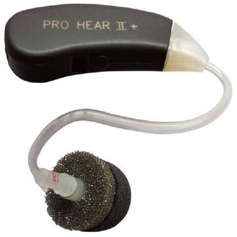 Pro Ears Pro Hear II+ Behind the Ear Digital Hearing Amplification Device