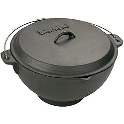 Bayou Classic Cast Iron 2.75-gal Jambalaya Pot