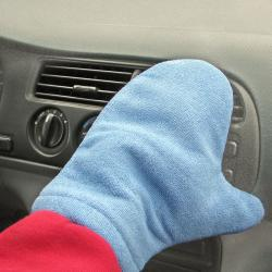 Micro Fiber Dusting Mitts Set Of 12 Free Shipping On