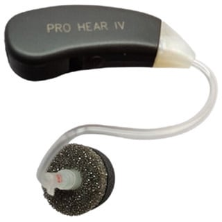 Pro Ears PH4BTE Pro Hear IV Behind the Ear Protection and Amplification Digital Hearing Device