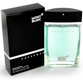 Presence by Mont Blanc Men's 2.5-ounce Eau de Toilette Spray