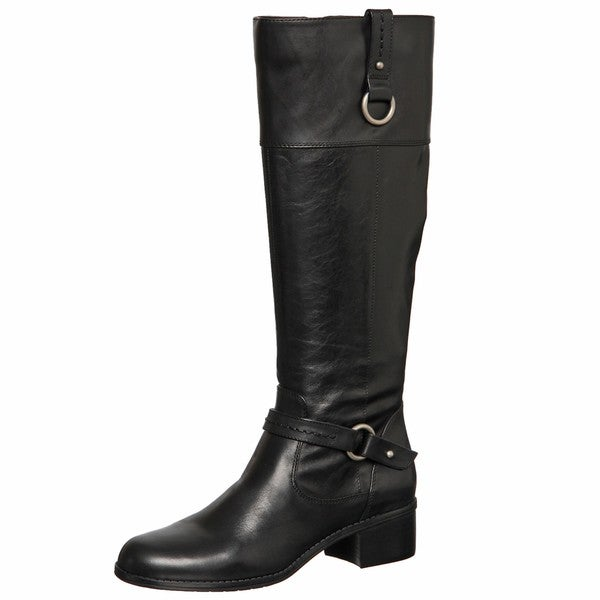 Shop Bandolino Women s  Cavanna  Tall Riding Boots - Free Shipping ... ed0545c392