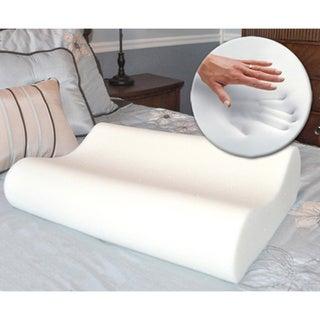Bodipedic Memory Foam Contour Pillows (Set of 4)