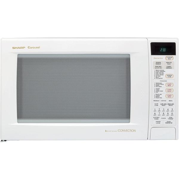 Sharp R930AW 1.5-cu-ft 900-watt Convection Microwave