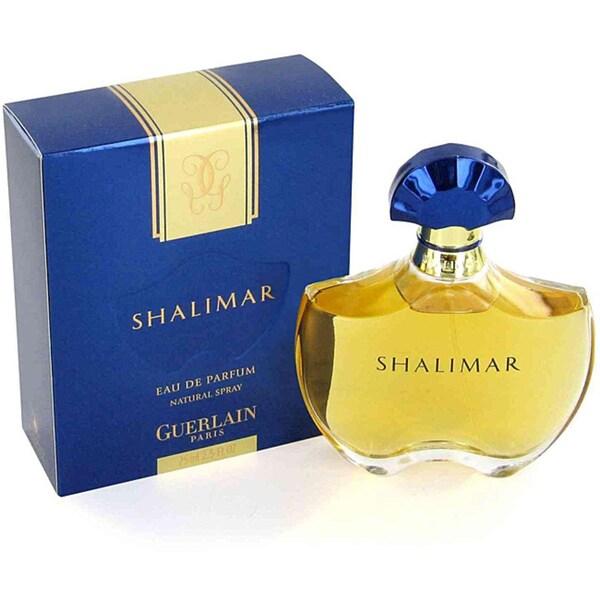 Guerlain Shalimar Women's 1.7-ounce Eau de Parfum Spray